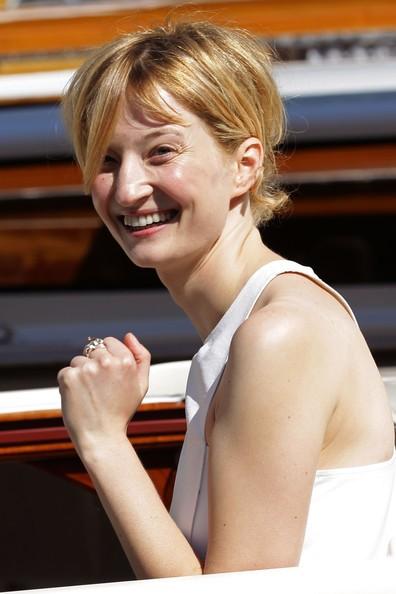 Venezia 2010: una sorridente Alba Rohrwacher presenta La solitudine dei numeri primi
