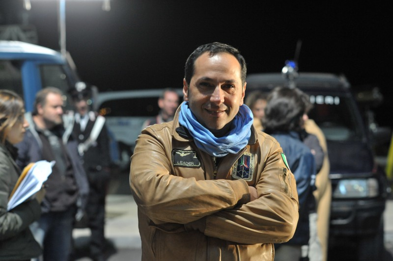 il produttore Bruno Frustaci