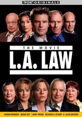 La locandina di L.A. Law: The Movie
