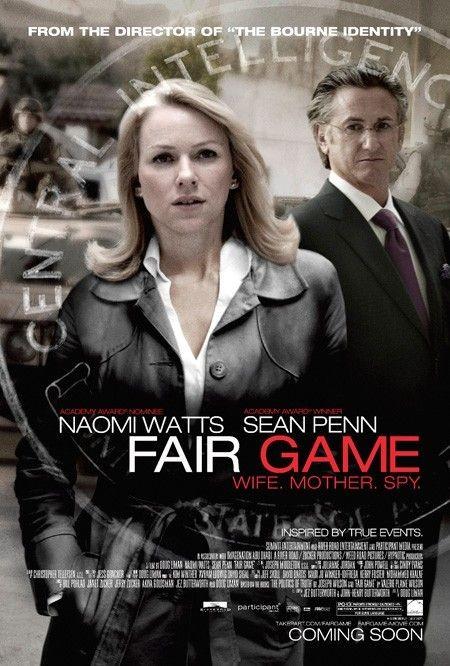 Nuovo poster per Fair Game