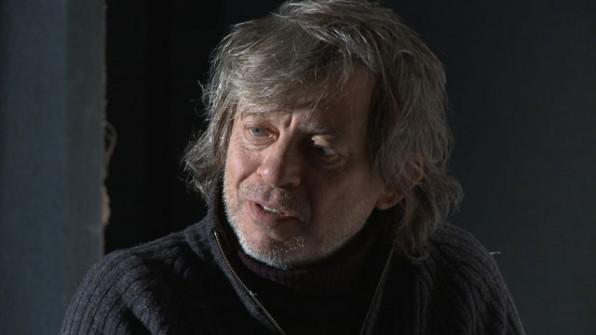 Paolo Rossi in una scena del film Niente Paura