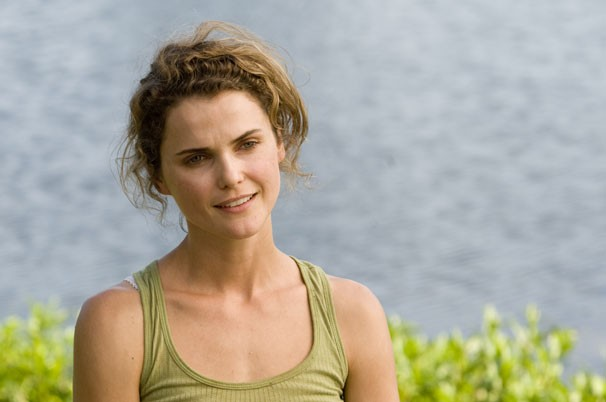 Un'immagine di Keri Russell dal film Leaves of Grass