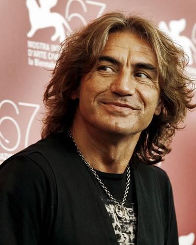 Venezia 2010: Luciano Ligabue alla presentazione del film Niente Paura