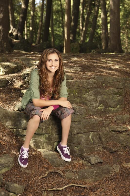 Alyson Stoner in una immagine promozionale di Camp Rock 2