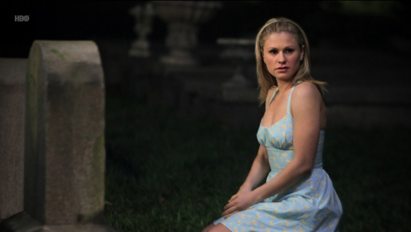 Anna Paquin nell'episodio Evil Is Going On di True Blood