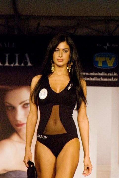 Francesca Testasecca, eletta Miss Italia 2010