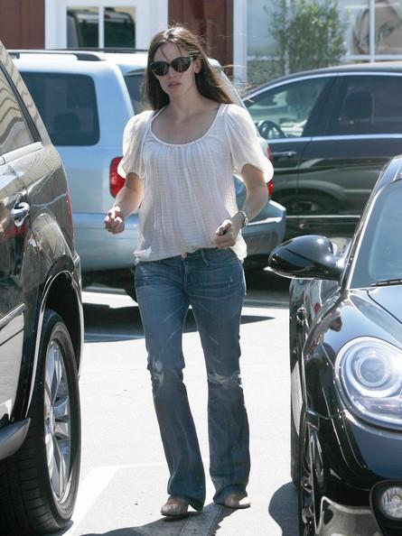 Jennifer Garner lascia Brentwood con la figlia Serafina
