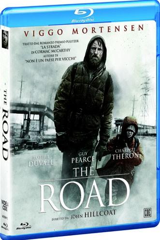 La copertina di The Road (blu-ray)