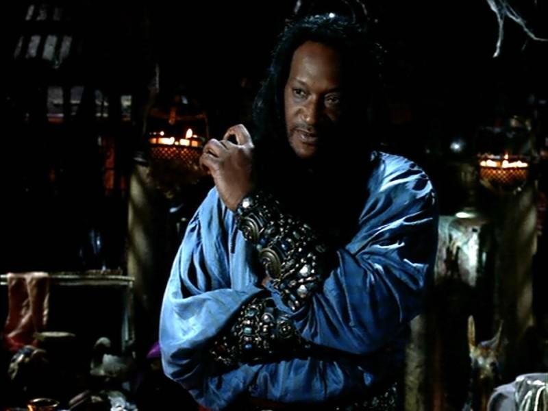 Tony Todd nell\'episodio Xena e la galea maledetta