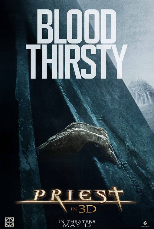 Character poster per Priest - Blood Thirsty