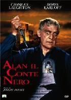 La copertina di Alan il Conte Nero (dvd)