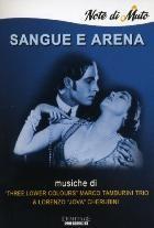 La copertina di Sangue e arena (dvd)