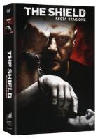 La copertina di The Shield - Stagione 6 (dvd)