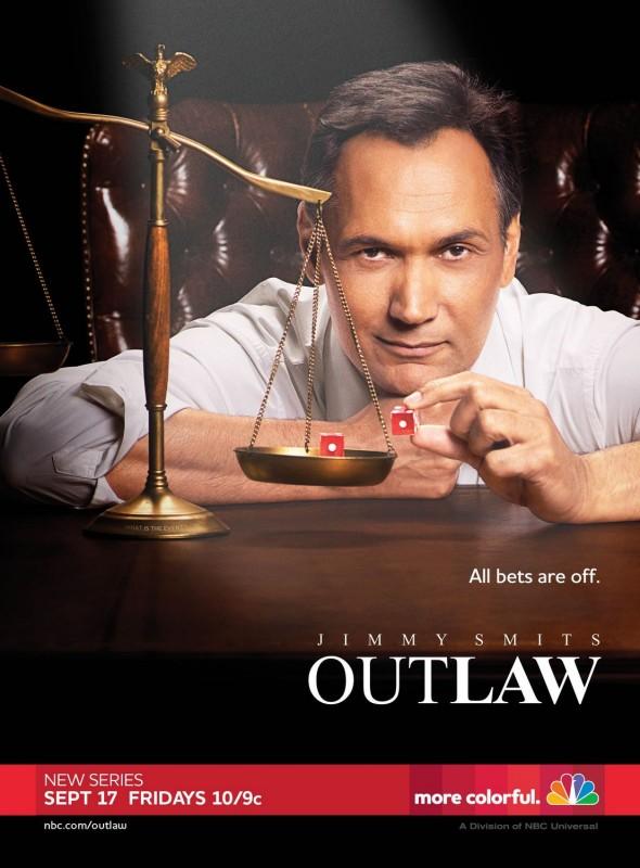 La locandina di Outlaw