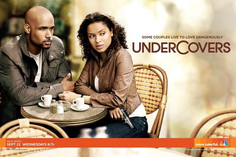 La locandina di Undercovers