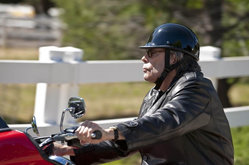Lo scrittore Stephen King ospite dell'episodio Home di Sons of Anarchy