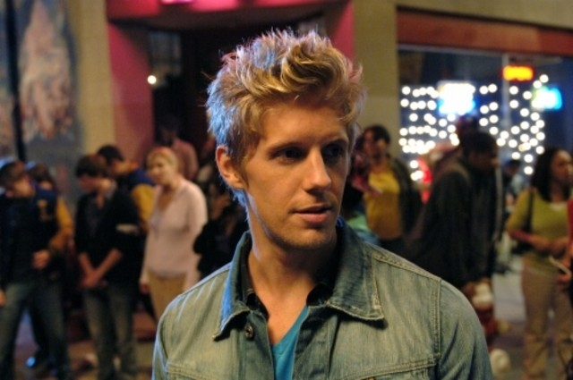 Matt Barr nell'episodio Beale St. After Dark di Hellcats