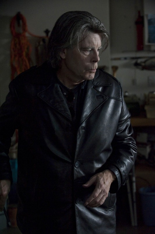 Stephen King guest star dell'episodio Home di Sons of Anarchy