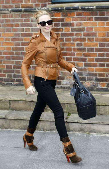 Kylie Minogue va a pranzo