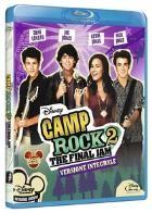La copertina di Camp Rock 2 - The Final Jam (blu-ray)
