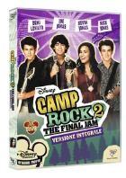 La copertina di Camp Rock 2 - The Final Jam (dvd)