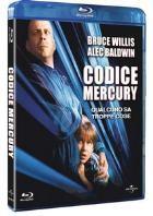 La copertina di Codice Mercury (blu-ray)