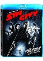 La copertina di Sin City (blu-ray)