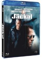 La copertina di The Jackal (blu-ray)