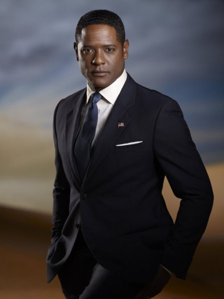 Blair Underwood è il presidente Eli Martinez nella nuova serie NBC The Event