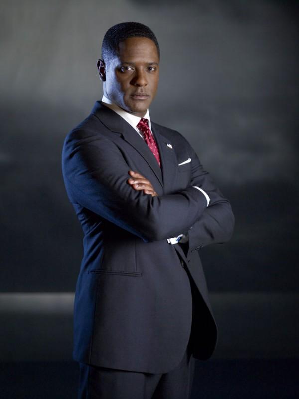 Blair Underwood è il presidente Eli Martinez nella nuova serie The Event