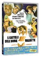 La copertina di Il Castello delle Donne Maledette (dvd)