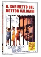 La copertina di Il Gabinetto del Dottor Caligari (dvd)