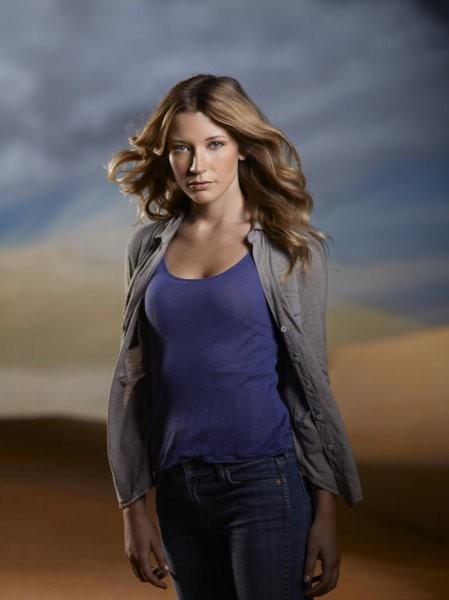 Sarah Roemer è Leila Buchanan nella nuova serie NBC The Event