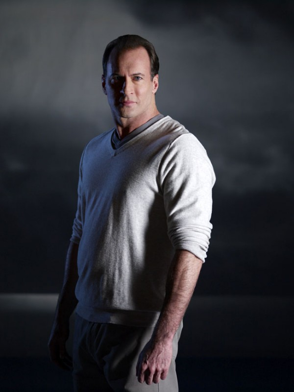 Scott Patterson è Mark Buchanan nella nuova serie The Event