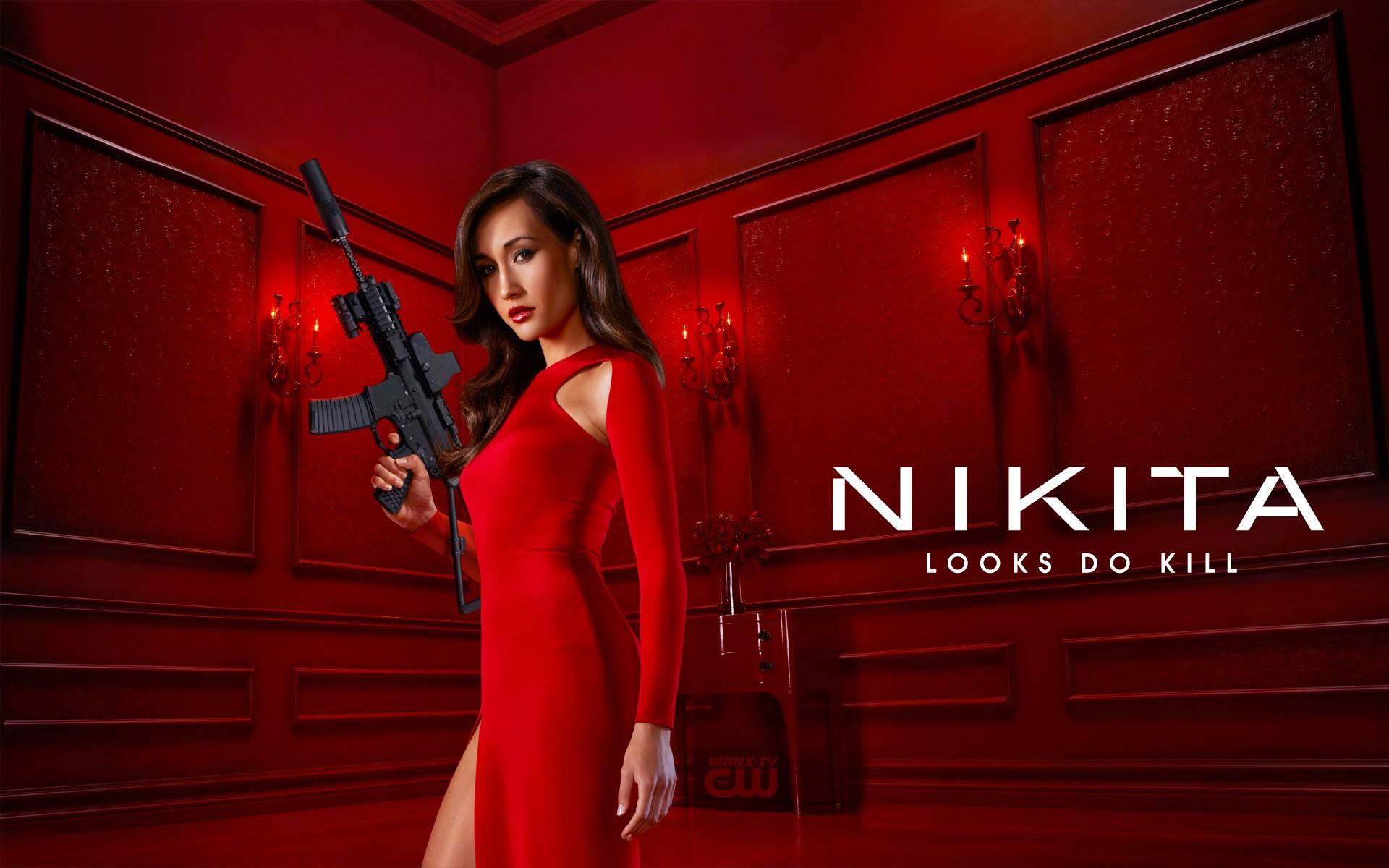 Un wallpaper per la nuova serie CW: Nikita