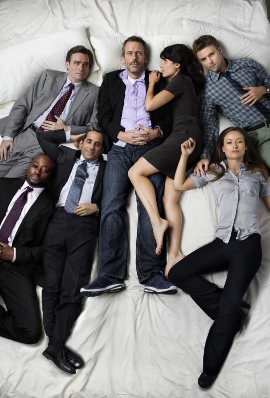 Il cast della stagione 7 di Dr House