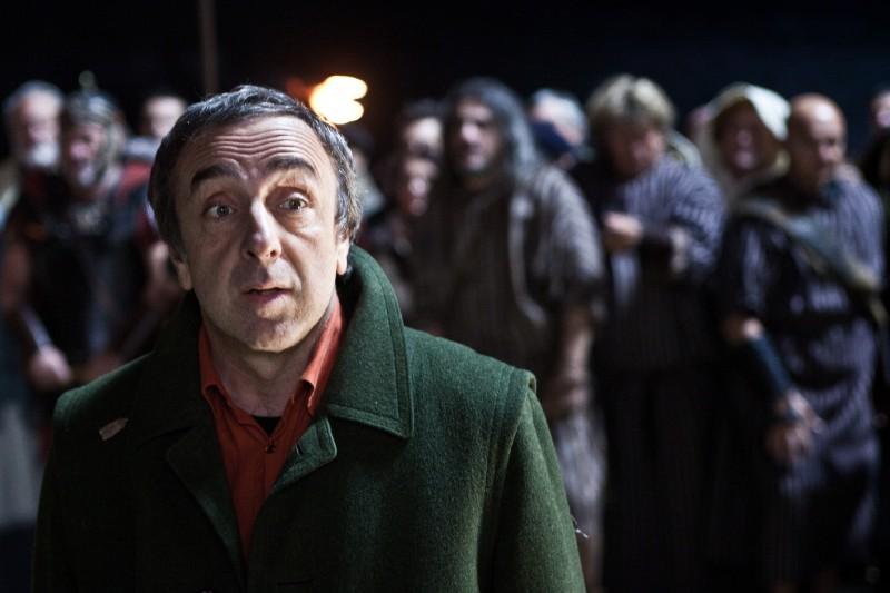 Silvio Orlando nel film La passione
