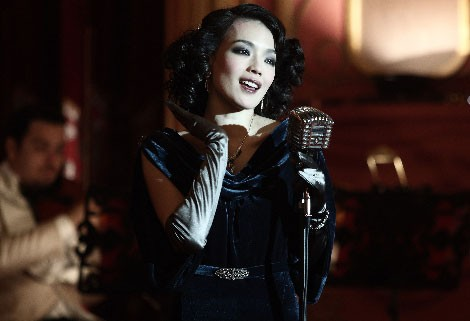 La bellissima Shu Qi in un'immagine di Legend of the Fist: The Return of Chen Zhen
