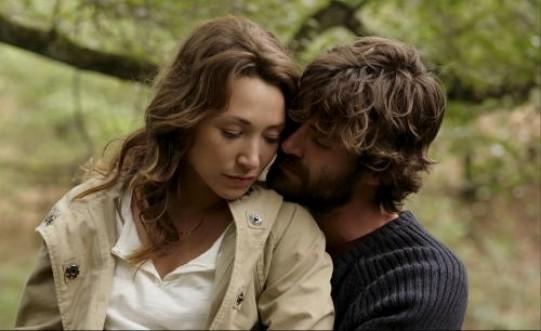 Laura Smet e Yannick Renier, protagonisti del film Pauline et François