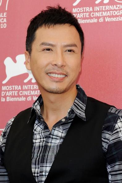 Donnie Yen presenta il film Legend Of The Fist: The Return Of Chen Zhen a Venezia 2010