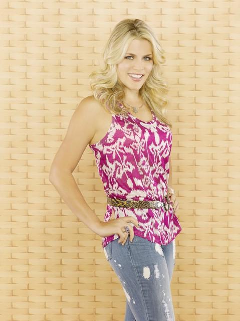 Busy Philipps nel ruolo di Laurie nella stagione 2 di Cougar Town