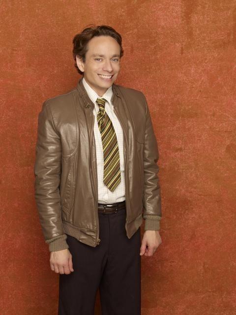 Chris Kattan è Bob nella stagione 2 della serie The Middle