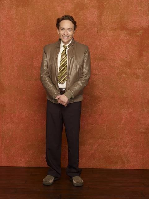 Chris Kattan nel ruolo di Bob nella stagione 2 della serie The Middle