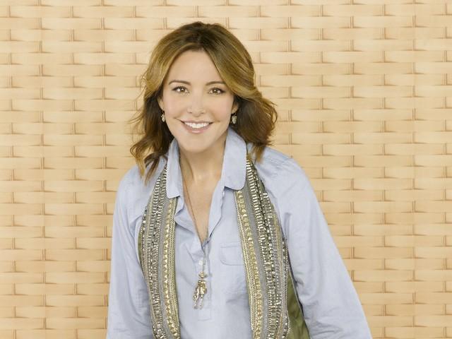 Christa Miller nel ruolo di Ellie nella stagione 2 di Cougar Town