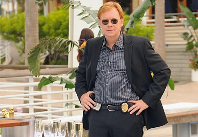 David Caruso nell'episodio Sudden Death di CSI Miami
