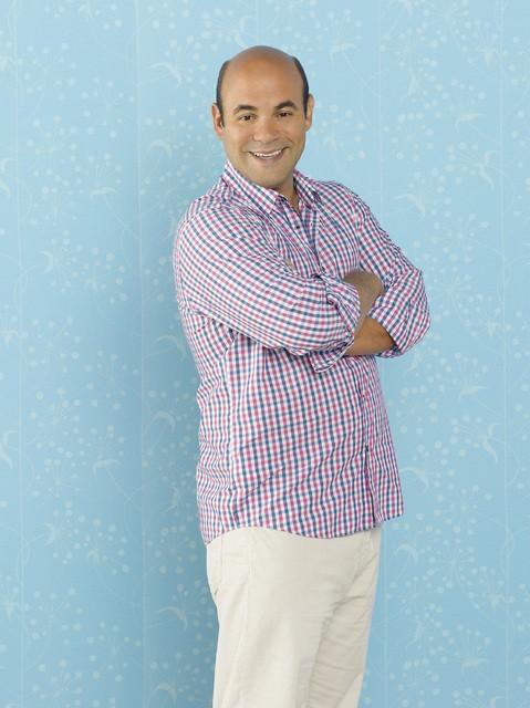Ian Gomez nel ruolo di Andy nella stagione 2 di Cougar Town