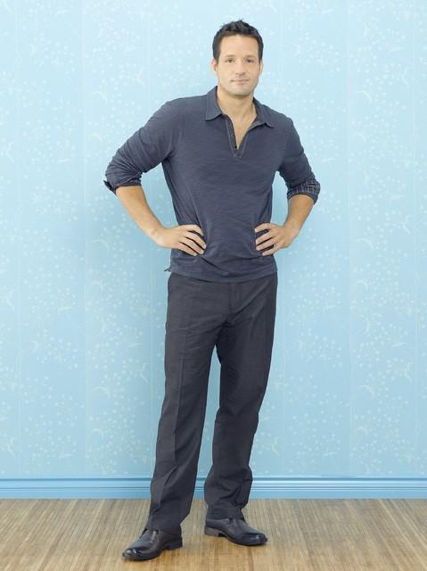 Josh Hopkins nel ruolo di Grayson nella stagione 2 di Cougar Town