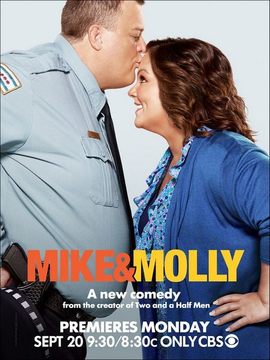 La locandina di Mike and Molly