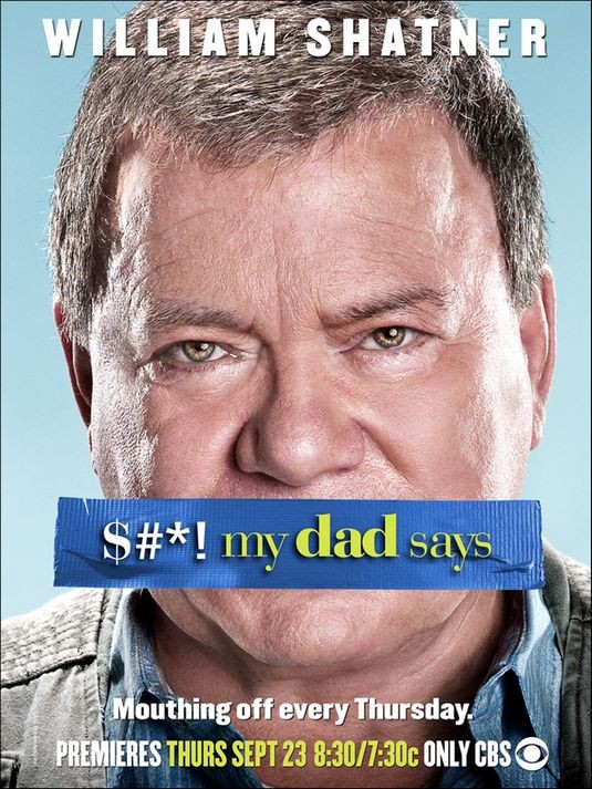 La locandina di $#*! My Dad Says