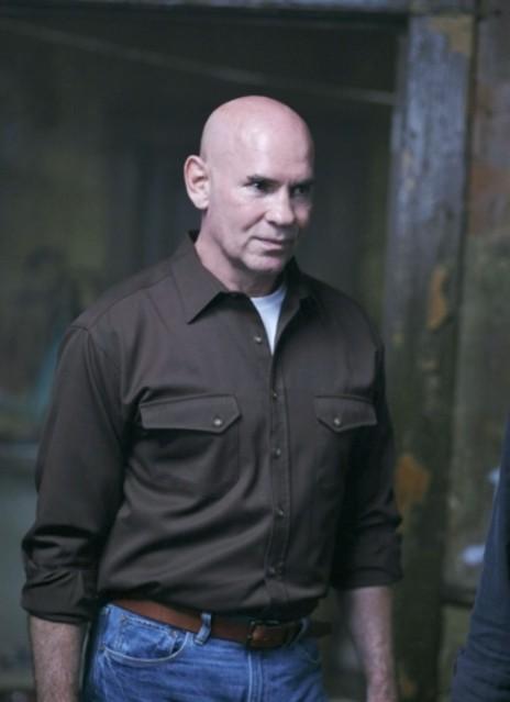 Mitch Pileggi nell'episodio Exile on Main Street di Supernatural